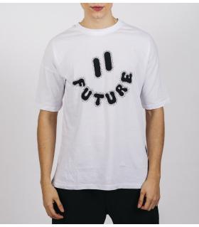 Oversized T-shirt ανδρικό -Future- E5175