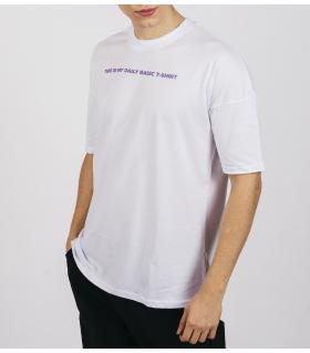Oversized T-shirt ανδρικό -Basic- E5235