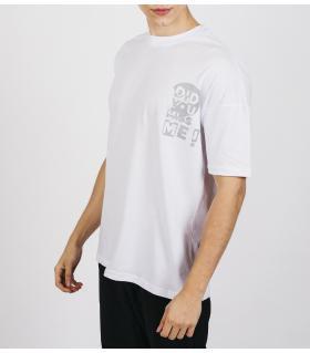 Oversized T-shirt ανδρικό -Miss Me- E5237