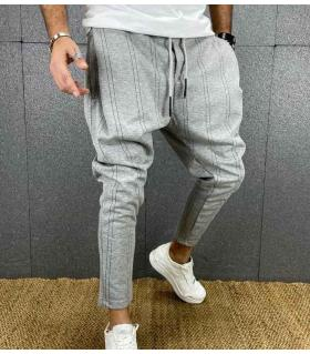 Παντελόνι ανδρικό stripes E5548