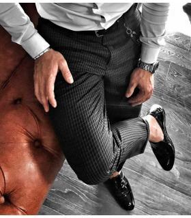 Παντελόνι ανδρικό καρό EP18000
