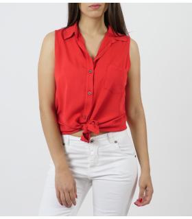 Top πουκάμισο γυναικείο FE3034