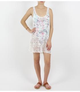 Φόρεμα πλεκτό παραλίας FN122