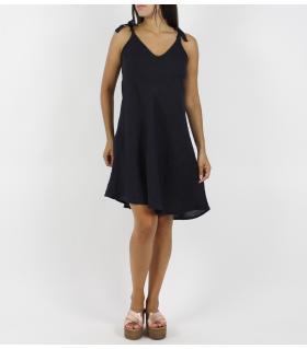 Φόρεμα κοντό μονόχρωμο FN6405
