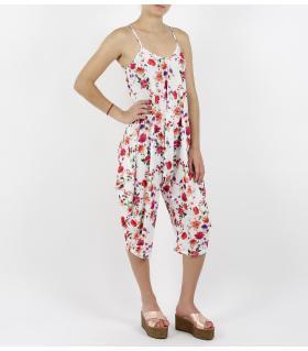 Ολόσωμη ζιπ κιλότ φόρμα FN7398-1