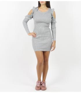 Φόρεμα πλεκτό γυναικείο FNW90054