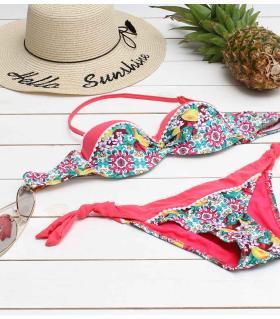 Μαγιό bikini χρωματιστό GL148