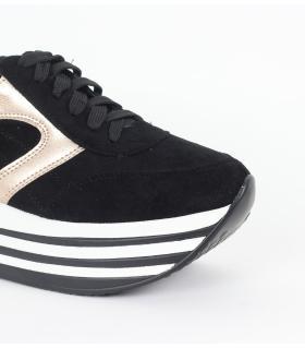 Δίπατα sneakers με κορδόνι JN9908