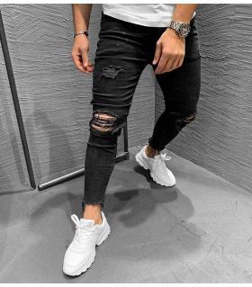 Παντελόνι jean ανδρικό slash K097