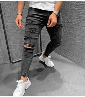 Παντελόνι jean ανδρικό slash K098