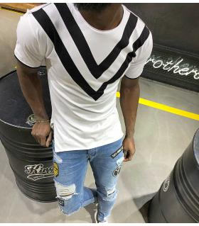 T-shirt ανδρικό Vstripes K1011