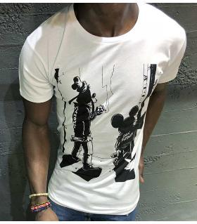 T-shirt ανδρικό goofy K1025