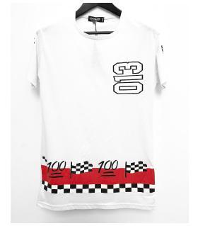 T-shirt ανδρικό flags K1053