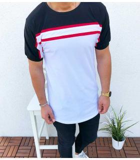 T-shirt ανδρικό stripe K1066