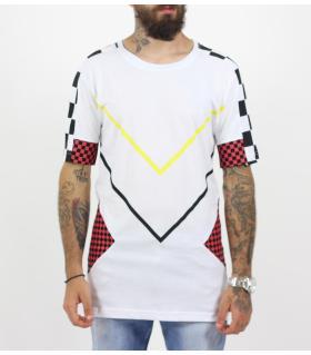 T-shirt ανδρικό -shapes- K1076
