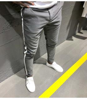 Παντελόνι ανδρικό one stripe K18030