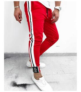 Παντελόνι φόρμα stripes K1819