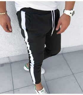 Παντελόνι ανδρικό one stripe K1998