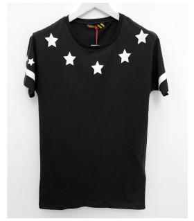 T-shirt ανδρικό stars K2002