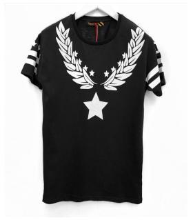 T-shirt ανδρικό king star K2003