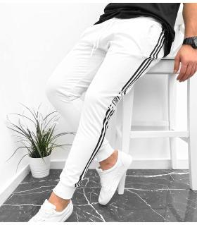 Παντελόνι φόρμα stripes K2008