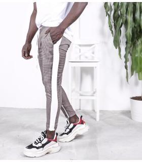 Παντελόνι ανδρικό stripe K2051