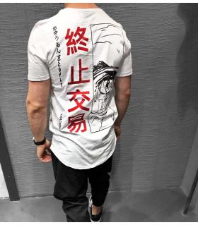 T-shirt ανδρικό - trading halt - K2072