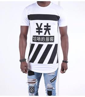 T-shirt ανδρικό -ZENGEO- K2077