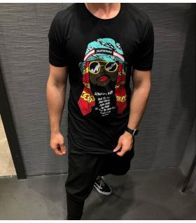 T-shirt ανδρικό - school boy - K2078