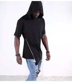 T-shirt ανδρικό hoodie style K2135