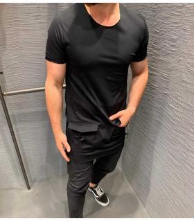 T-shirt ανδρικό με τσεπάκι K2517