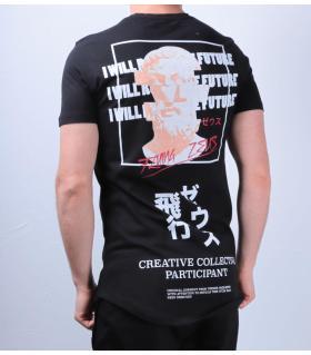 T-shirt ανδρικό -ZEUS- K2609