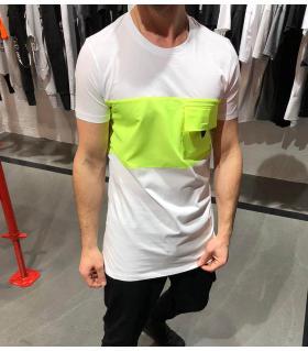 T-shirt ανδρικό pocket K2643