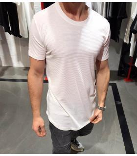 T-shirt ανδρικό μονόχρωμο K2648
