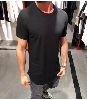 T-shirt ανδρικό μονόχρωμο K2679