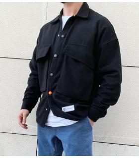 Jacket ανδρικό oversized K2856