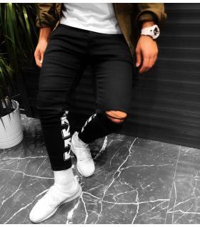 Παντελόνι jean ανδρικό XXX K302