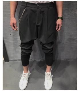 Παντελόνι ανδρικό baggy K7033
