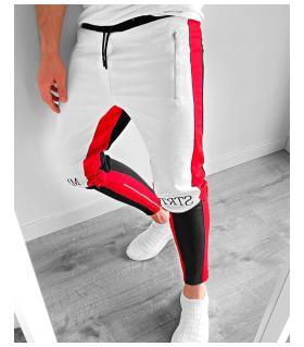 Παντελόνι φόρμα triple colour K7111