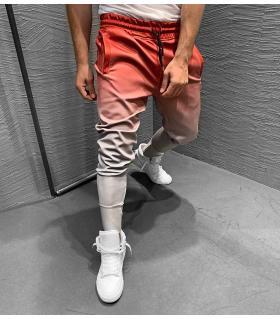 Παντελόνι φόρμα double colour K7127