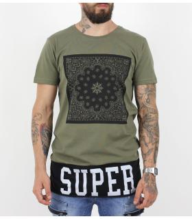 Tshirt ανδρικό super K776