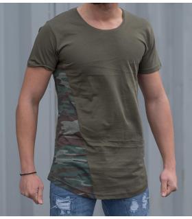 Tshirt ανδρικό militaire K831