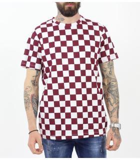T-shirt ανδρικό -chess print- K989