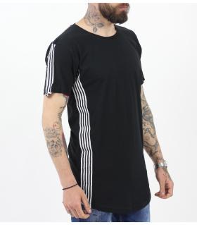 T-shirt ανδρικό street stripes K994