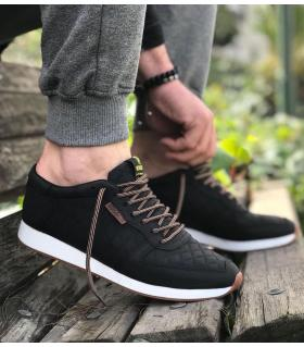 Sneakers ανδρικά με κορδόνι KN001