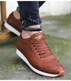 Sneakers ανδρικά με κορδόνι KN002