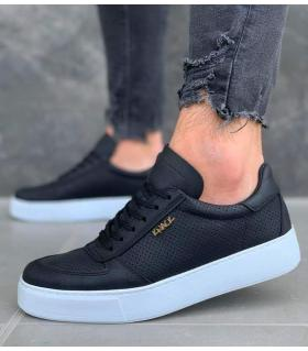 Sneakers ανδρικά με κορδόνι KN011