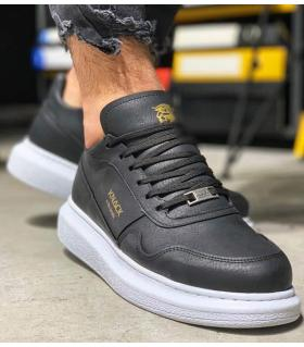 Sneakers ανδρικά με κορδόνι KN041