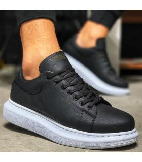 Sneakers ανδρικά με κορδόνι KN044