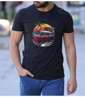 T-shirt ανδρικό -Sunset- LE38346